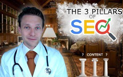 SEO For Beginners 2020 – The 3 Pillars of SEO