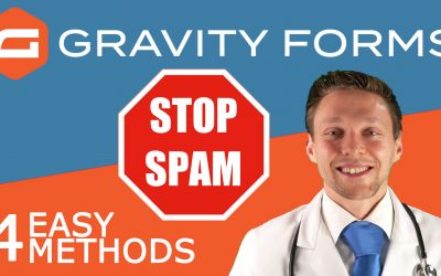 Stop Gravity Forms Spam – 4 FREE Methods That Work