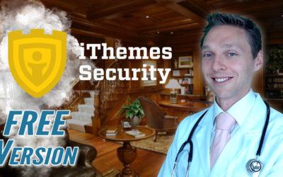 iThemes Security WordPress Tutorial 2020